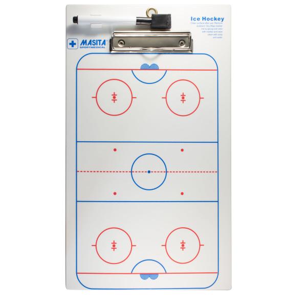 Taktiktavla för ishockey