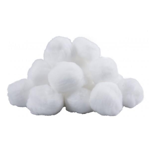 Bomullsbollar - Sårvård